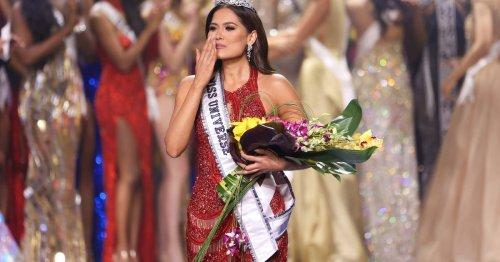 Preisverleihung in Florida: 26-Jährige Mexikanerin ist die neue Miss Universe