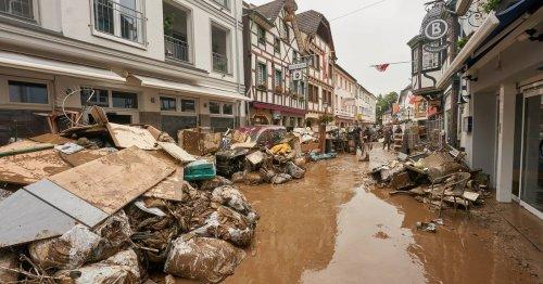 Kritik an Warnsystem in Ahrweiler: Bericht über angeblich zu spät ausgerufenen Katastrophenfall