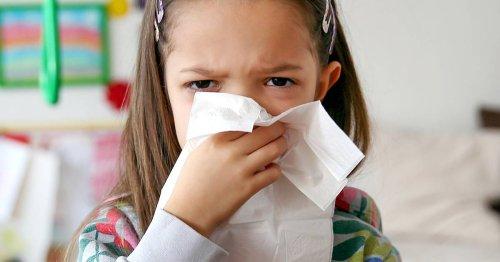 Erkältungswelle in NRW: Diese Regeln gelten für kranke Schul- und Kitakinder