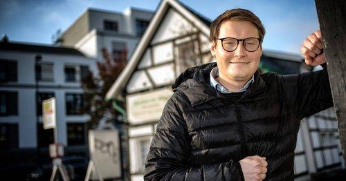 Moritz Körner im Interview: Ein Leben zwischen Berlin, Brüssel und Langenfeld