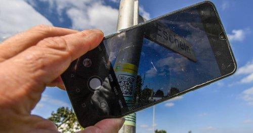 Wie die Straßen zu ihren Namen kamen: Mit dem Smartphone durch St. Hubert