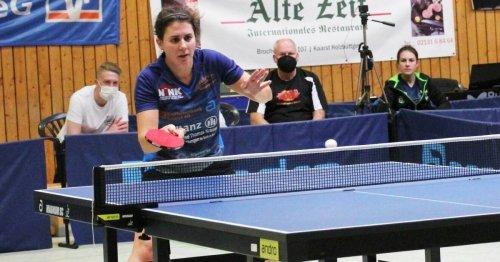 Tischtennis: DJK Holzbüttgen steht vor einer höllisch schweren Aufgabe