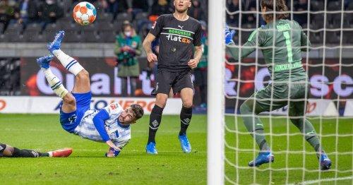 0:1 bei Hertha BSC: So ist Borussias Spiel ein Muster ohne Wert