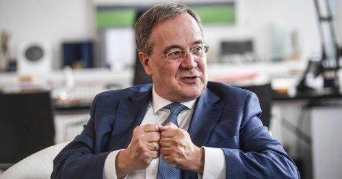 """Unions-Kanzlerkandidat Armin Laschet: """"Ich wusste immer, dass man dieses wichtigste Amt nicht mal so eben erringt"""""""