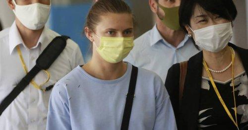 Doch nicht direkt nach Polen: Belarussiin Timanowskaja verlässt Japan