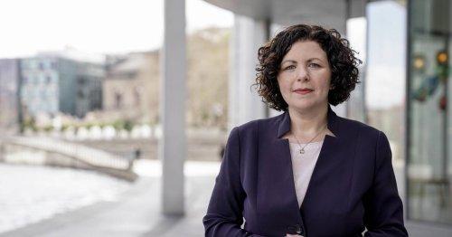 """Linken-Fraktionschefin Amira Mohamed Ali: """"Wir sind das soziale Gewissen des Bundestages"""""""