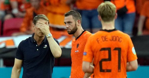 """K.o. im Achtelfinale: Oranje nach EM-Aus """"sehr enttäuscht"""" – Tschechien wie im """"Traum"""""""
