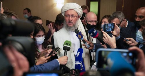 Afghanistan-Konferenz in Moskau: Russland lobt Taliban und stichelt gegen den Westen