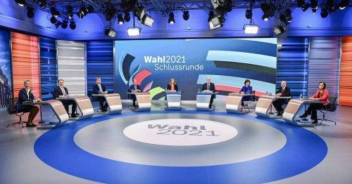 Letzte TV-Debatte vor der Wahl: Sieben Köpfe, viel Durcheinander