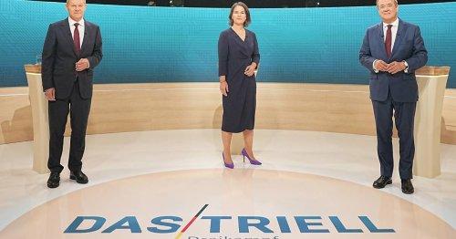 Politbarometer-Umfrage zur Bundestagswahl: SPD bleibt in einer starken Position