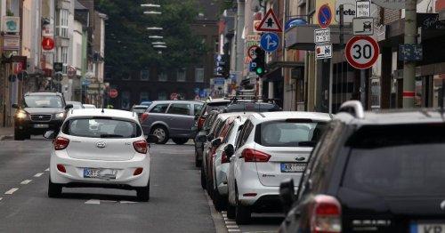 Antrag im Stadtrat: Breite Straße in Krefeld soll Einbahnstraße werden