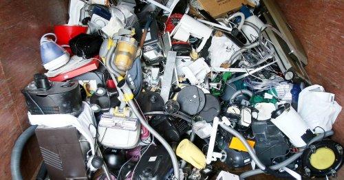 Ab Juli 2022: Discounter müssen bald alte Elektrogeräte zurücknehmen