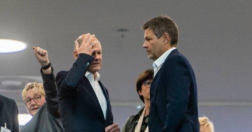 Geplante Wahl des Bundeskanzlers: Ein Nikolaus für Olaf Scholz