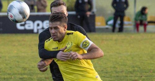 Spieler des SV Straelen hat klares Zeit-Management: Fabio Ribeiro hält die Dreifach-Belastung aus