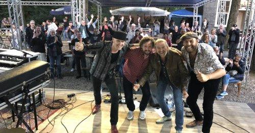 Blues-Konzerte im Haus Eifgen: Blues-Familie feiert Rückkehr
