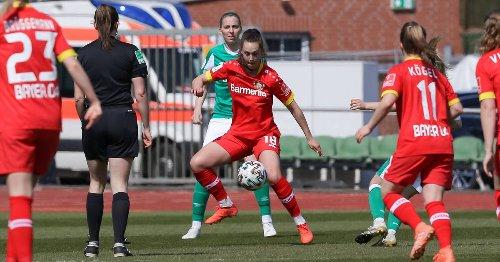 Fußball, Frauen-Bundesliga: Fußballerinnen bekommen Quittung für schwachen Start