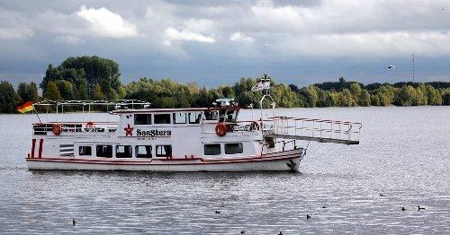 Fahrgastschiff auf Xantener Südsee: Seestern-Betreiber ziehen die Corona-Notbremse