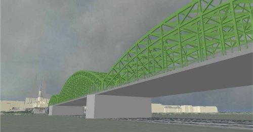 Informatiker aus Krefeld machen es möglich: Hochschule entwickelt 3D-Brückenmodelle