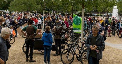 Kritik an CDU-Antrag zum Stadtgarten: Fridays for Future sieht Meinungsfreiheit in Gefahr
