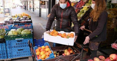 Idee in Heiligenhaus: Lebensmittelretter: Spenden für die Kiste