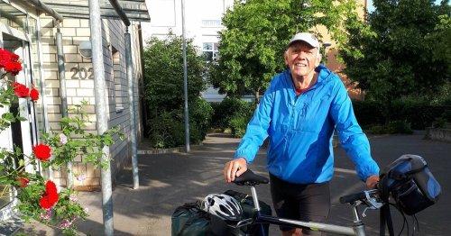 Neusser Gerd Faruß reist durch Europa: So weit die Räder tragen