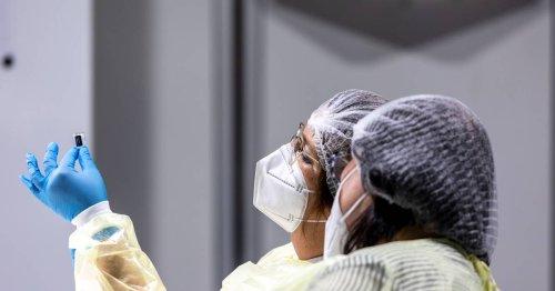 Vier Covid-19-Fälle in einer Kita: Corona - Gesundheitsamt meldet 97 Impfdurchbrüche
