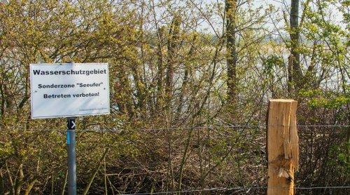 Wasserschutzzone an der Xantener Südsee: FZX macht mobil gegen Wildschwimmer