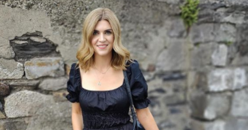 Muireann O'Connell gives first glimpse of secret boyfriend on romantic trip