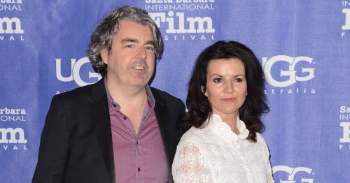 Deirdre O'Kane's secret to 21 year marriage to husband is working together