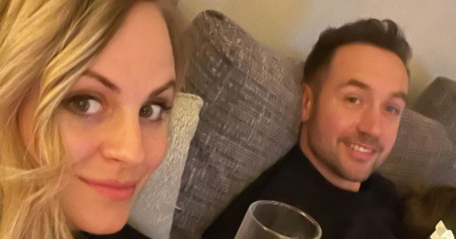 Corrie star Tina O'Brien's real-life romance with handsome husband Adam