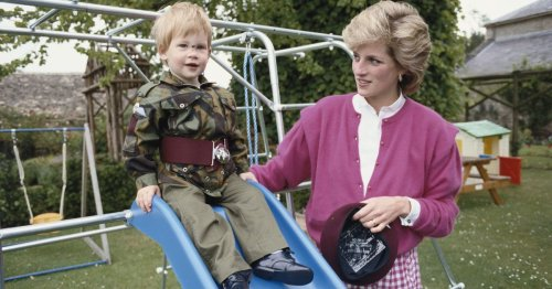 Prince Harry received his final gift from Princess Diana on his 30th birthday