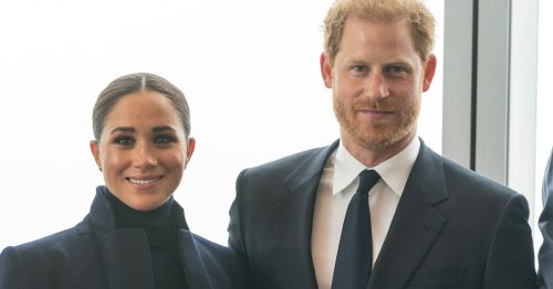 Prince Harry and Meghan Markle have 'been warned' to keep away from the UK