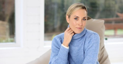 Kathryn Thomas admits she had to learn to change and say no for husband Padraig