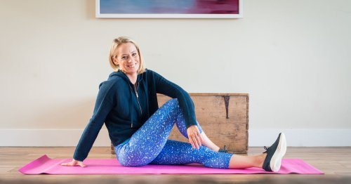 Derval O'Rourke was 'down and low' when she met husband Peter at Olympics