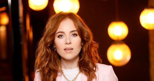 Inside Angela Scanlon's home life with daughter Ruby and handsome husband Roy