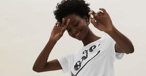 M&S drop new collection and their €10 t-shirt is perfect for summer