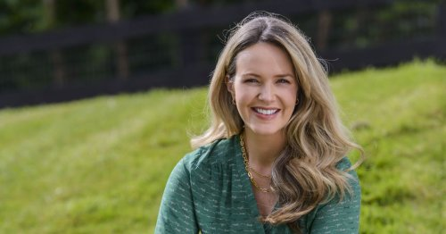 Aoibhin Garrihy says her acting days feel 'like a distant memory'