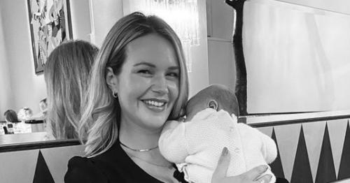 Aoibhin Garrihy enjoys date with husband John and shows off newborn baby Isla