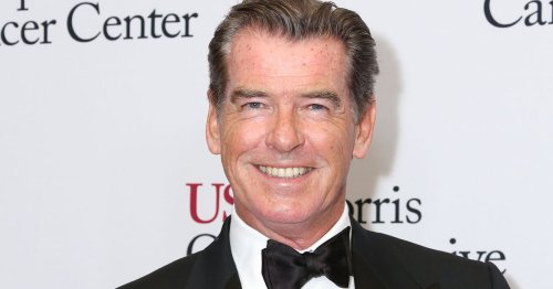 Pierce Brosnan's first wife and daughter tragically succumbed to ovarian cancer