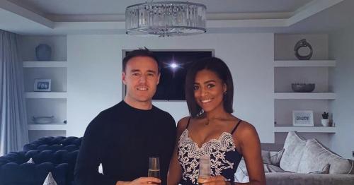 Coronation Street's Alan Halsall's dream home with co-star Tisha Merry