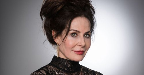 Emmerdale's Sally Dexter enjoys private life with mystery partner away from soap
