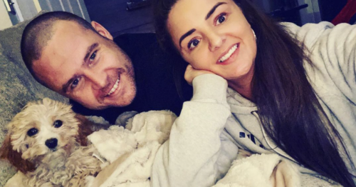 Emmerdale Danny Miller met fiancé in school but managed to keep romance private