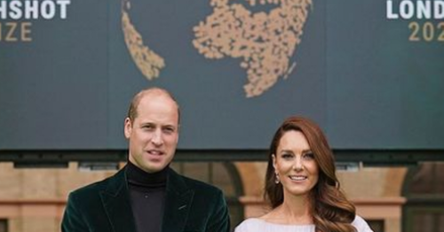 Royal fans are divided over Prince William's unusual suit on red carpet