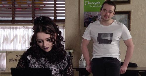 Coronation Street's Harry Visinoni knew he was going to be killed off the show