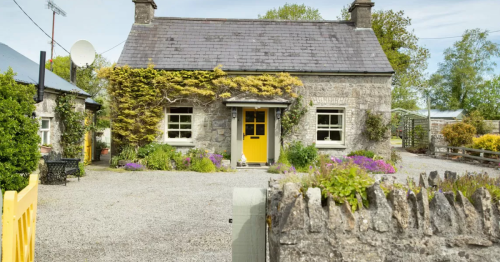 Charming Westmeath cottage with huge stunning garden on sale for €240k