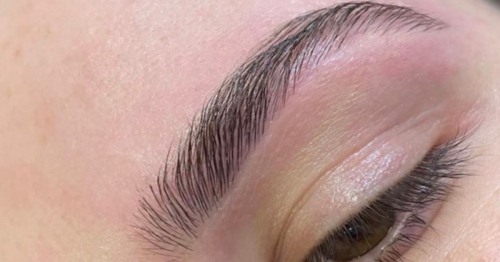 Applying moisturiser to your eyebrows can actually stop them from growing