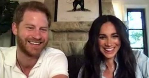 Meghan Markle and Prince Harry registered daughter's name before Queen approval