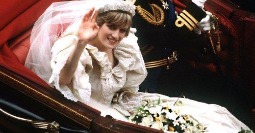 Princess Diana broke a very important royal wedding tradition