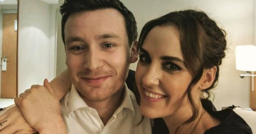 Richard Chambers and Louise O'Neill's relationship started in social media DMs