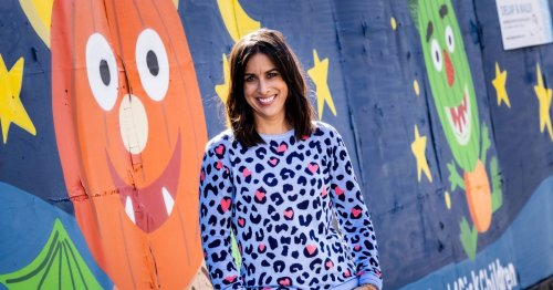 Lucy Kennedy doesn't worry over losing work amid big changes in Virgin Media